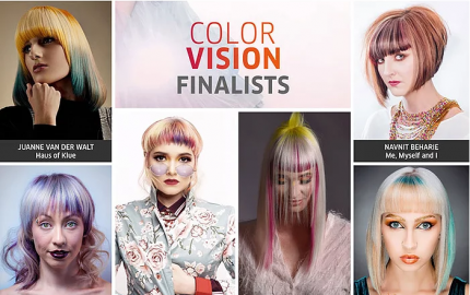 Color Artist Finalists