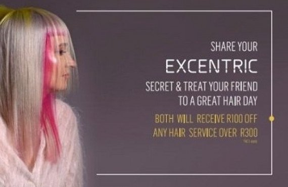 Want to earn a R100 reward for every friend you refer? Share-the-secret then! 😃😃😃