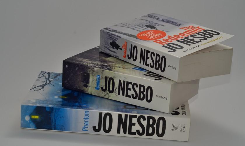 Jo Nesbo novels