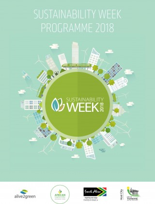 Sustainability Week 2018 Programme