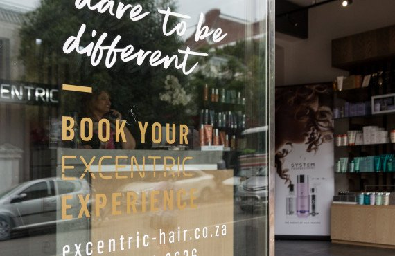 Excentric on Kloof Client Launch
