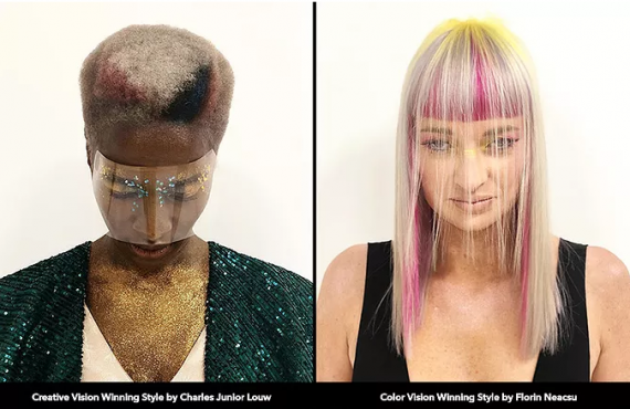 Move over finalist, bring on the WINNER | GOLD Color Artist 2019 goes to Flo