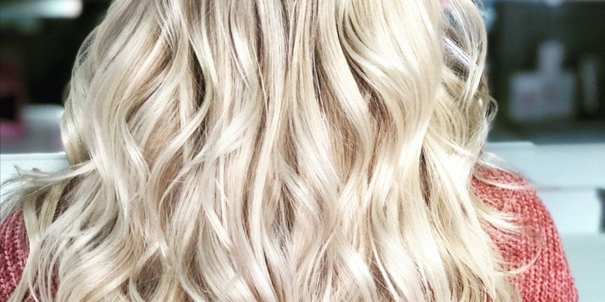 Beachy Blonde Balayage