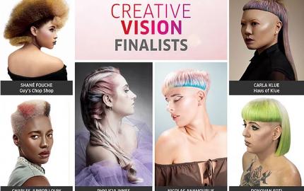 Creative vision finalists