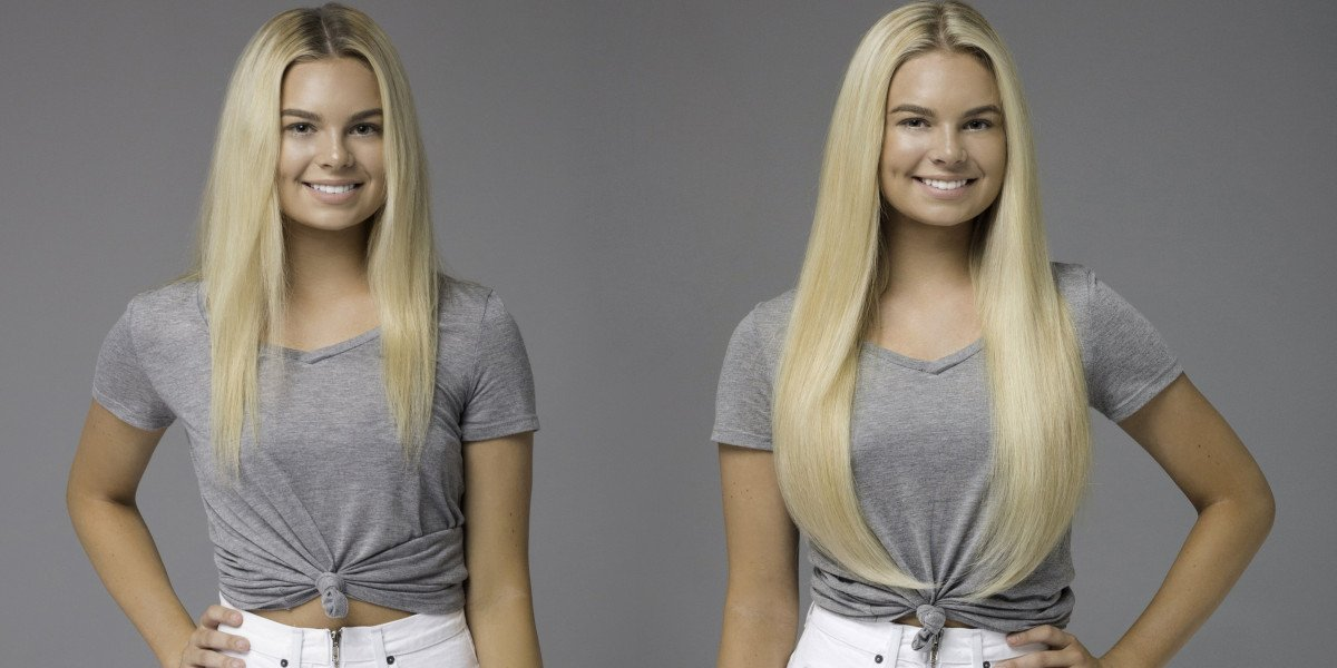 Before and After Easihairpro