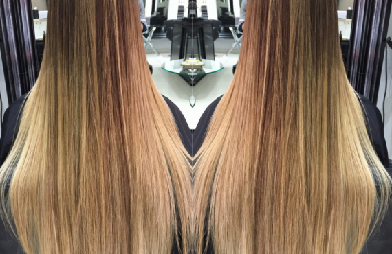The secret to smooth, shiny, healthy hair