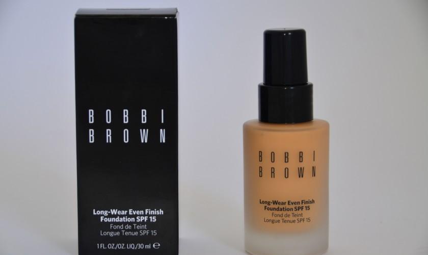 Bobbi Brown Long-Wear Skin Finish foundation